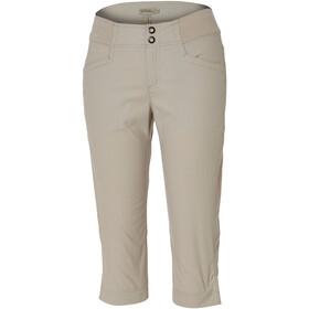 Royal Robbins Jammer Capri - Pantalones cortos Mujer - beige